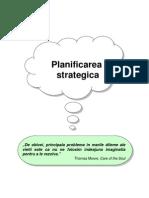 Suport Curs - Planificare Strategic A