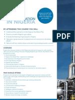Gas Monetisation in Nigeria 2012