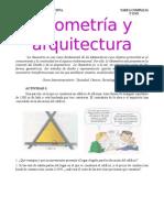 Tarea Compleja Geometria y Arquitectura 3 ESO