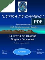 49555845 Presentacion Letra de Cambio