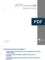 090604 Topaz HTC EuSpanish Manual