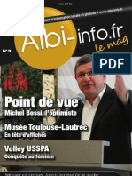 Albi-Info 03 Mai 2012