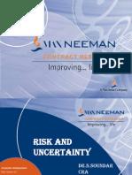 Risk & Uncerrtainty-Dr.soundar