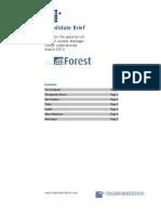 Forest Laboratories Market Access Candidate Brief