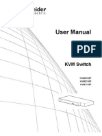 Apc Kvm User Manual
