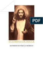 IV Domingo de Pascua-homilía-
