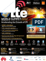 LTE World Summit 2012