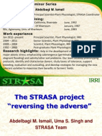 The STRASA Project