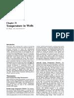 31 - Temperature in Wells