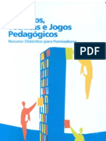 Métodos e técnicas pedagógicas