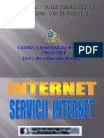 Servicii Internet