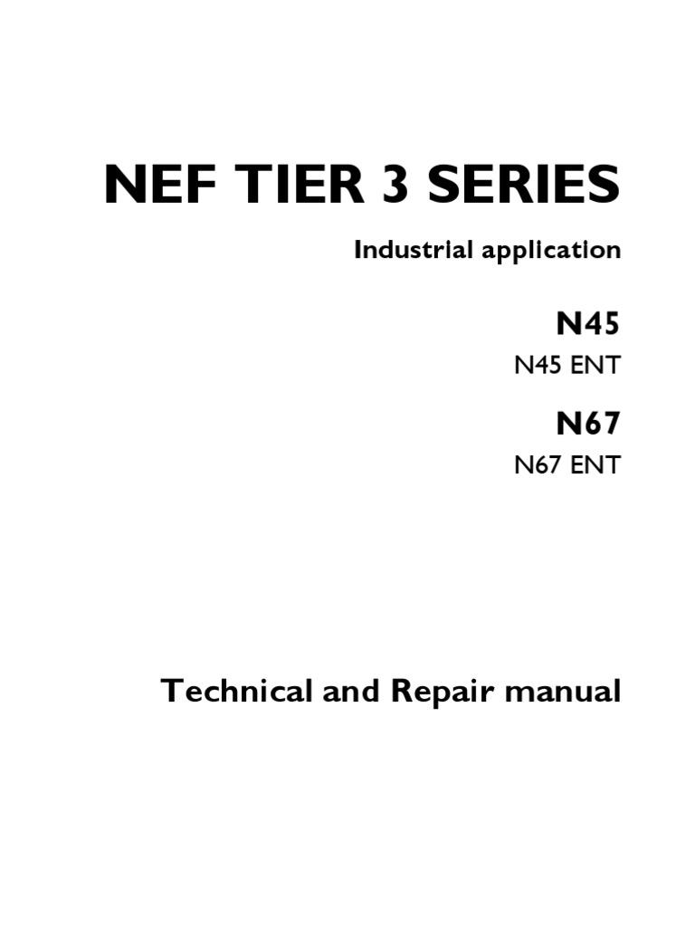 Repair Manual N45 And N67 Ent Tier3 P2d32n003e Feb06