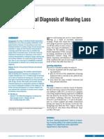 DD Hearing Loss