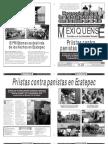 Versión impresa del periódico El mexiquense 4 mayo 2012