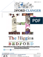 The Bedford Clanger - May 2012