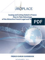 French Sukuk Guidebook Nov 2011