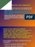 dampak industri&teknolog