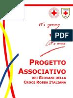 Progetto Associativo Dei Giovani Della Croce Rossa Italiana