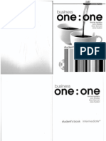 Business One to One Intermediate Sutedent s Book