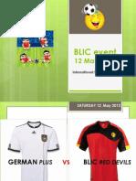 Viw Belgium Germany Football