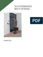 RFID Based At Tan Dance Cum Security System