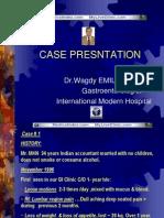 Case Presntation-1dr.wagdy Mikhail