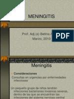 (2) Meningitis