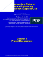 Chapter03 Project Management