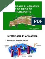 Membrana Plasmática - 19-04 [Modo de Compatibilidade]