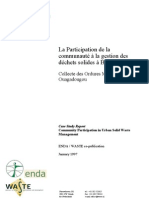 SF23 1 . La Participation de La Communaute Burkina