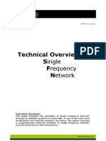 Single Frequency Network Overview ENENSYS[1]