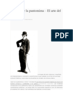 Historia de La Pantomima