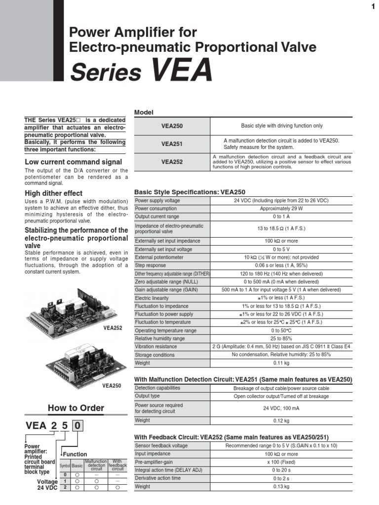 Vea Electronic Circuits Amplifier Opens In A Series Circuit