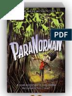 Paranorman by Elizabeth Kody Kimmel, illustrated by Ross Stewart