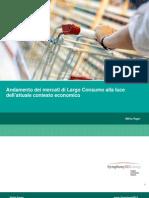 White Andamento Mercati LCC Alla Luce Del Contesto Economico 2012