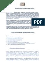 A dívida portuguesa total – canibalização de um povo