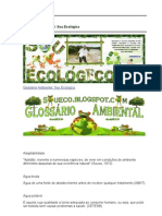 01 Glossário Ambiental - Sou Ecológico