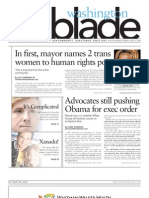 WashingtonBlade.com Volume 43, Number 18, May 4, 2012