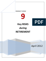 Report - 9 Risks to Retirement
