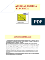 Como Ahorrar Energia Electrica