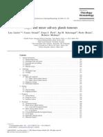 Salivary Tumors Review 2003
