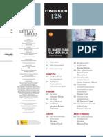 Índice Letras Libres España. No. 128, mayo 2012 / El joven Borges y Argentina