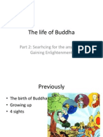 The Life of Buddha-Part 2