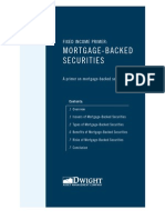 Mortgage Backed Securities Primer