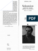 Marturie despre Mircea Vulcanescu