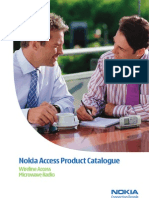 1.0a Product Catalogue (Summary)
