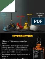 Murree Brewery Presentation by Sami