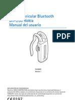 Nokia BH-200 UserGuide SP