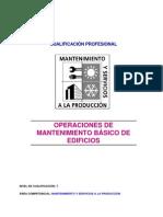 PCPI Curso Mantenimiento Edificios Scribd