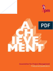 APM Qualifications Brochure